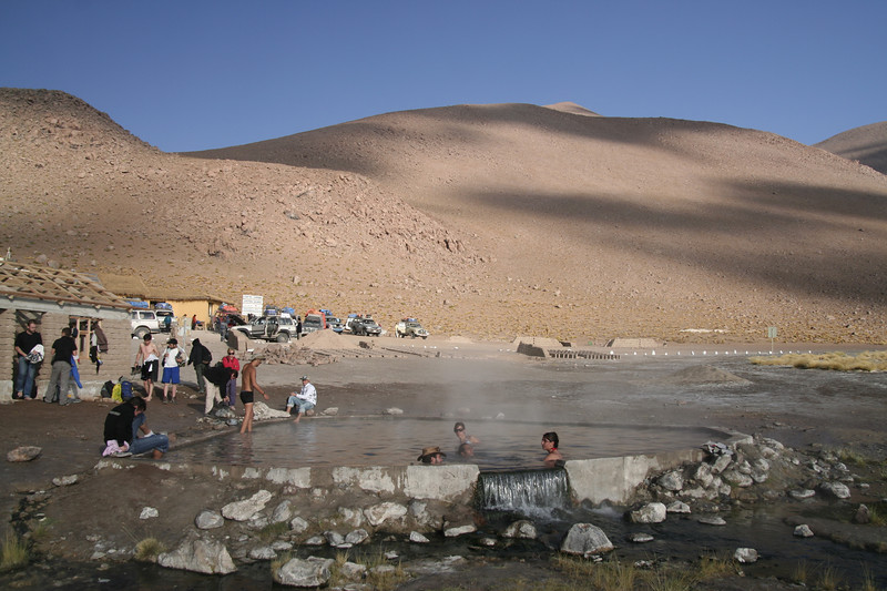 Bolivian Hot Springs