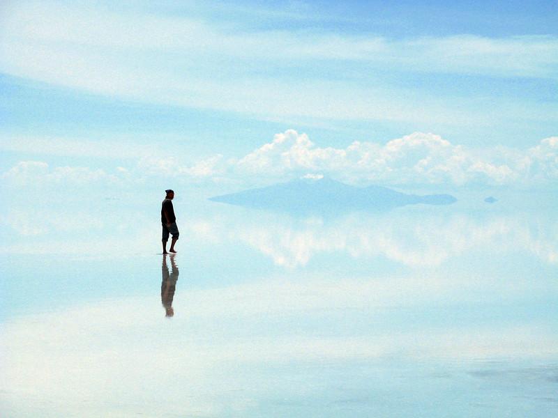 Salar de Uyuni Reflections