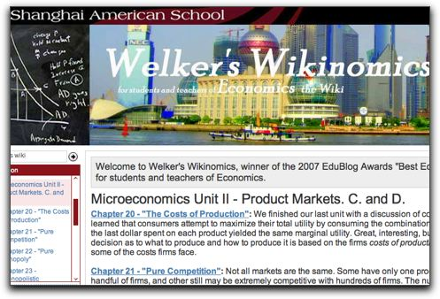 Welkers Wikinomics