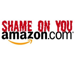 Shame On You Amazon.com