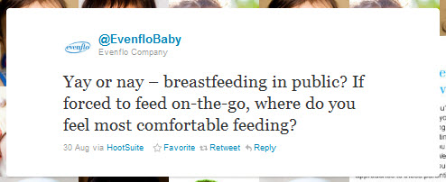 "Evenflo ""Forced"" to Breastfeed"