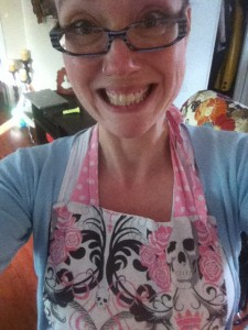Redneck Mommy in an Apron
