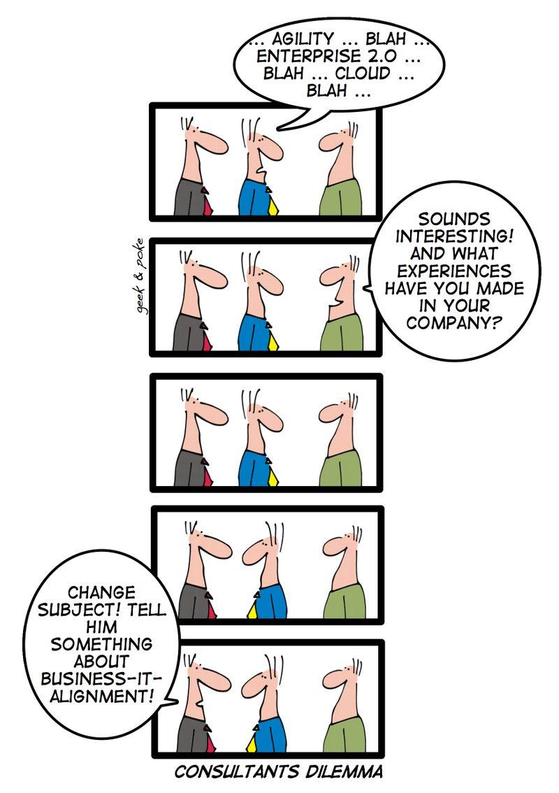 Consultantsdilemma