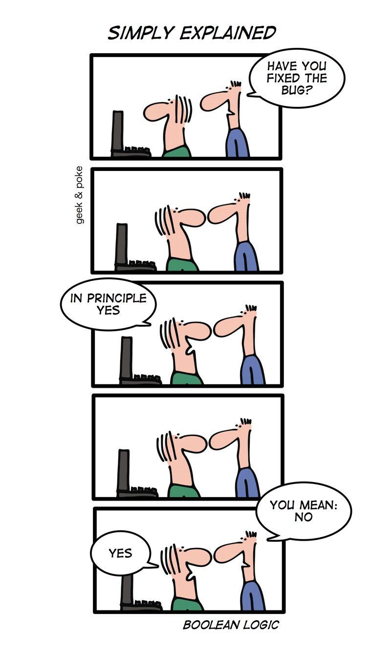 Boolean-logic