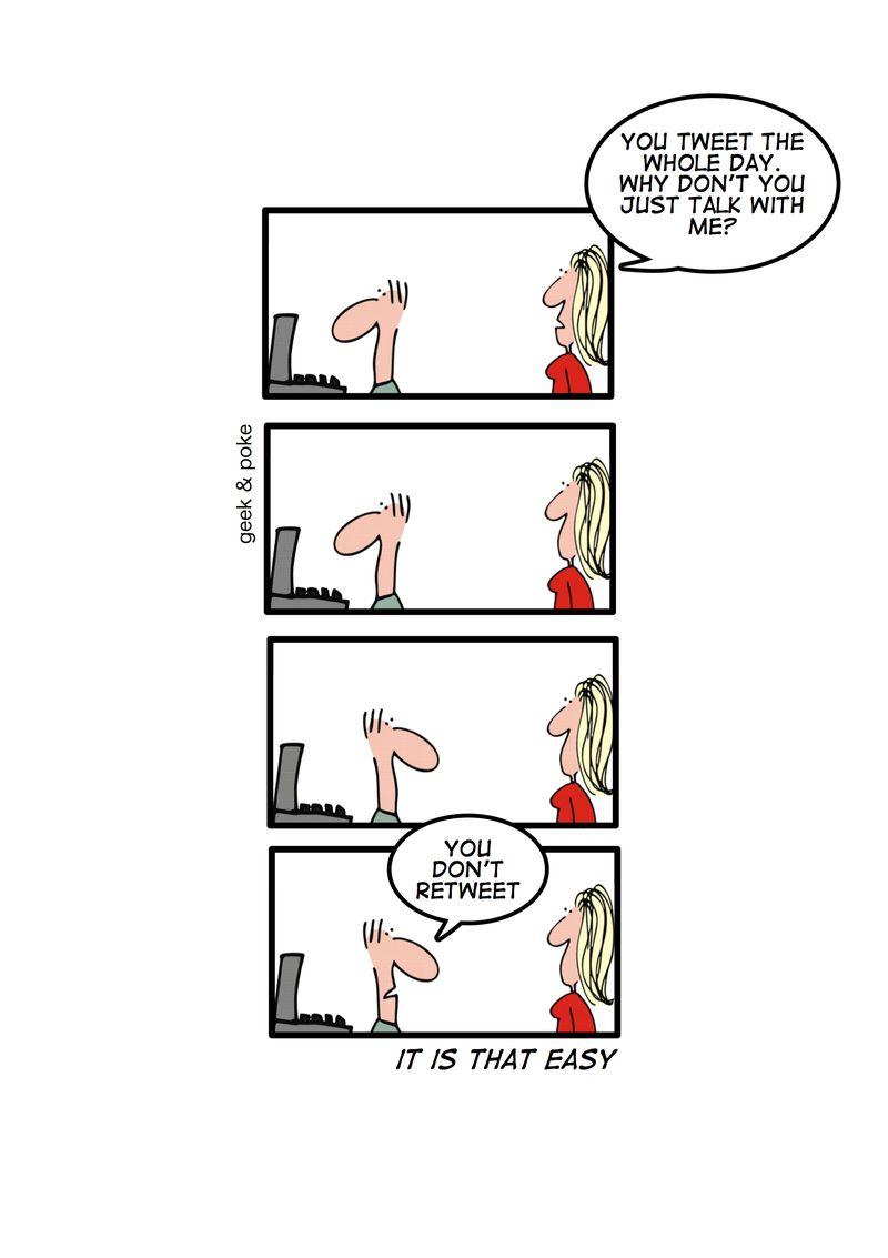 Tweet-and-talk
