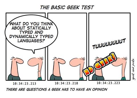 Geektest