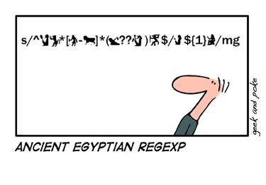 Egyptregexp