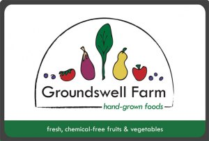 Groundswell Farm: Postcard: front