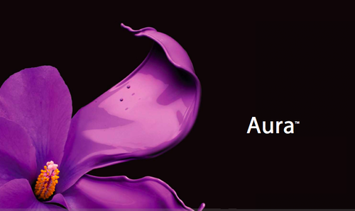 Aura The Dieline Packaging Amp Branding Design