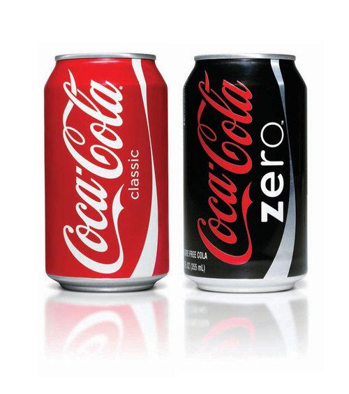 Coke_classiczero_cans