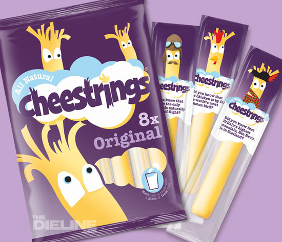 Cheesestrings