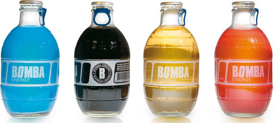 bomba packaging