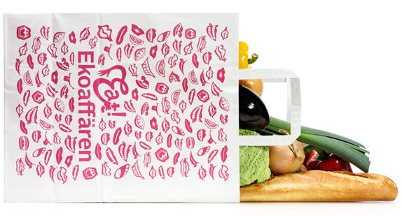 Yaratıcı ambalaj paket etiket tasarımları / www.habergrafik.com