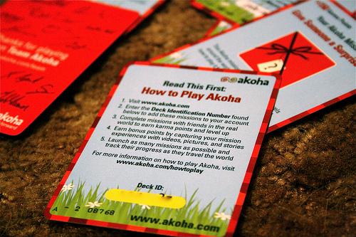 akoha-cards
