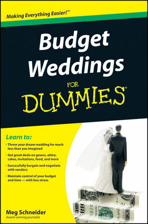 Budgetweddingsfordummies