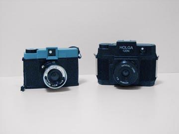 Holga vs. Diana+