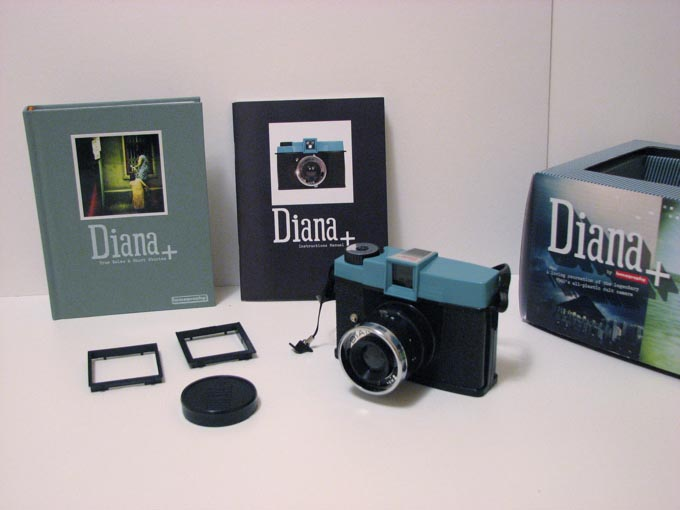 Diana+ kit