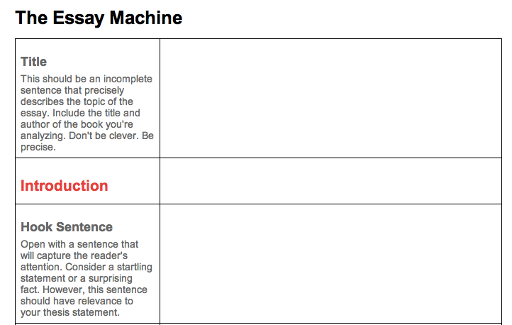 sample five paragraph persuasive essay