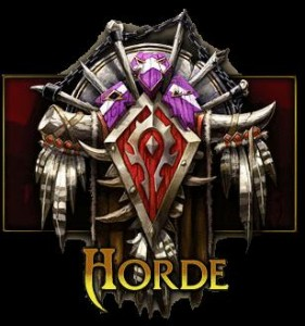 For The Horde!