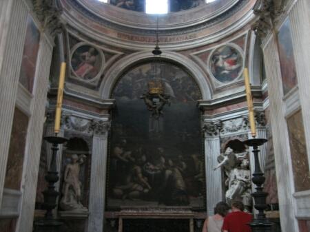 Blog over Rome en het Bernini Mysterie - Michiel Aptroot