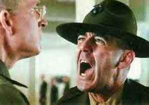 Listen up, maggots!