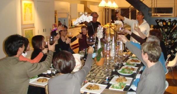 marta's dinner party
