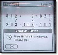 Algebraf Level 69