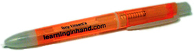 Very Orange Stylus/Pen