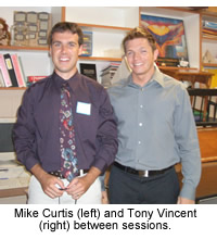Mike Curtis & Tony Vincent