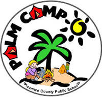 Palm Camp Logo