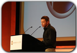 Tony Vincent at Handheld Learning 2006