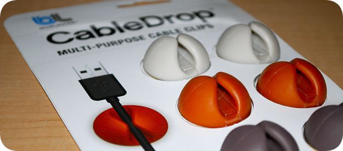 CableDrop Clips