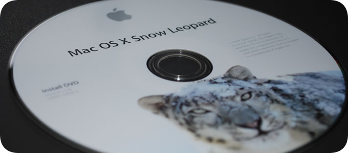 Mac OS 10.6 Snow Leopard