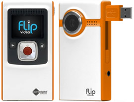 Flip Video Camera — Learning in Hand