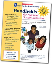 Handhelds for Teachers Book