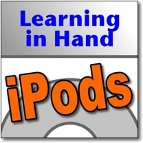 Learning in Hand: iPods