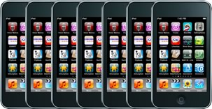 iPod touches