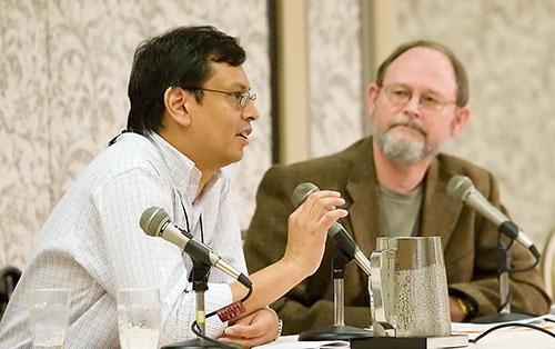 Jim Huang and William Kent Krueger