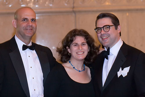 Harlan Coben, Sarah Weinman, and James Swanson