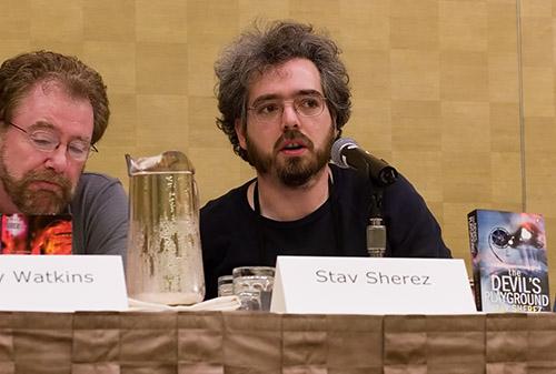 Stav Sherez