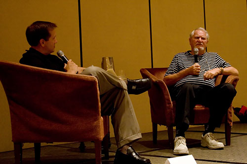 James Rollins and Clive Cussler