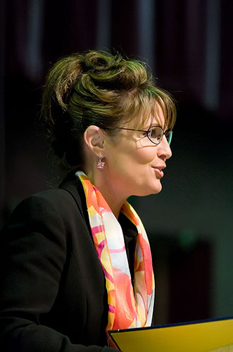 Governor of Alaska, Sarah Palin