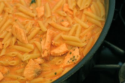 tomato vodka penne pasta in creamy vodka penne with chicken and vodka ...