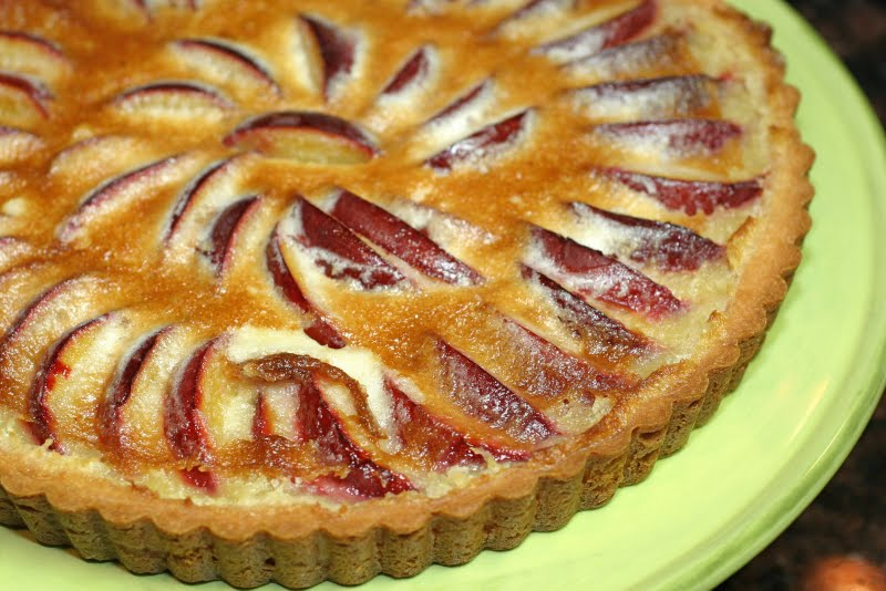 For Chez Panisse's Almond Tart, click here