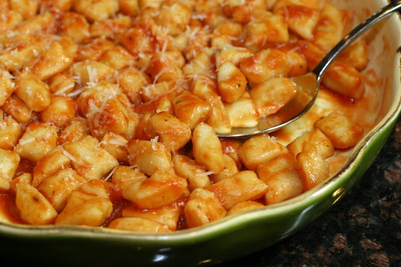 Gnocchi With A Grater Recipes — Dishmaps
