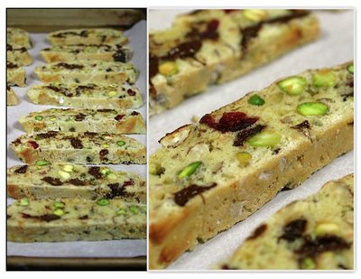 The Italian Dish - Posts - Mosaic Biscotti for Christmas (and a Video)