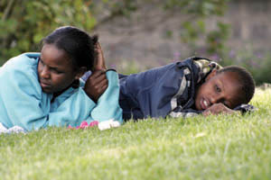 sule and other laying in grass.jpg