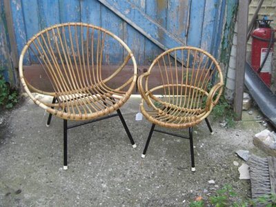 Great Antique Cane Chair On As Close To A Photo Of Me As My Shyness Allows