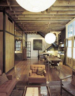Diana kellogg desire to inspire - Decoration interieur bois moderne ...