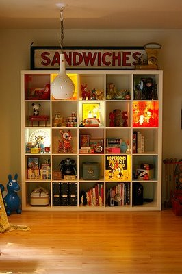 Flickr finds ikea 39 s expedit shelving desire to inspire desiretoinsp - Ikea rangement mural ...